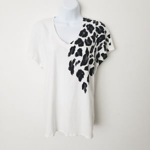 Kenneth Cole Reaction Womens T-shirt size XXL